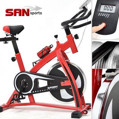 【山司伯特】飛輪健身車(皮帶傳動)腳踏車美腿機.運動健身器材.推薦哪裡買ptt C192-S300偷拍網