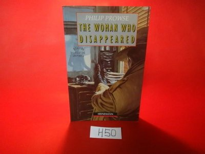【愛悅二手書坊 H22-38】THE WOMAN WHO DISAPPEARED