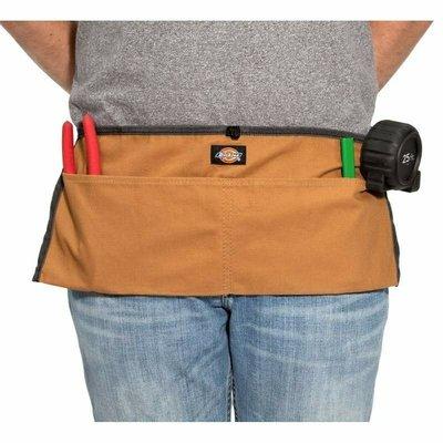 琳達購物中心-美國空運好貨-DICKIES雙口袋工作圍裙/圍兜 細木工/金工專用圍裙