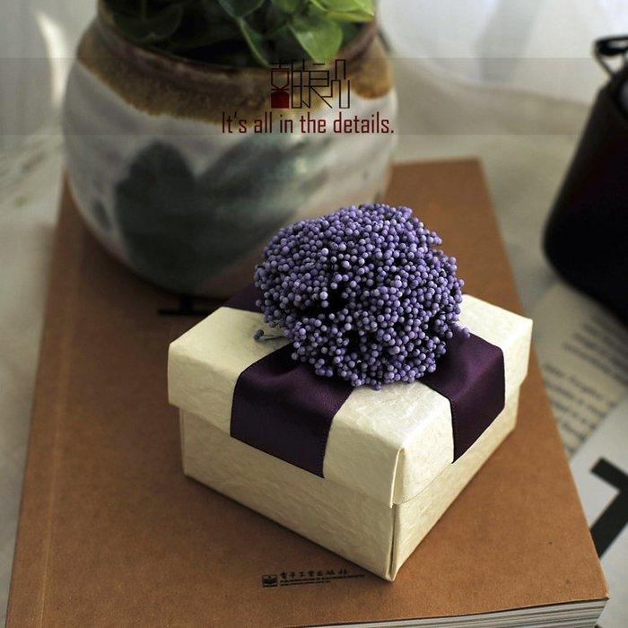 衣萊時尚-熱賣款  喜糖盒子 歐式創意結婚婚禮紙盒糖果盒婚慶用品韓版SA16