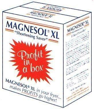 【無敵餐具】MAGNESOL XL濾油粉(90G散裝包) 現貨 炸物 油炸 濾油機 濾油紙 延長濾油機壽命【LG-58】