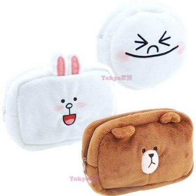 東京家族 LINE 臉型包 兔兔 現貨