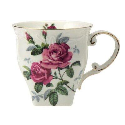 日本【英蘭玫瑰 English Rose】馬克杯