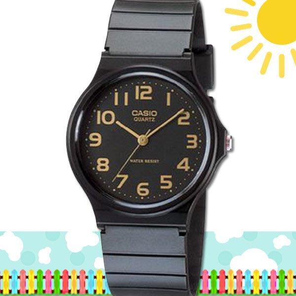 【促銷款】CASIO 時計屋 卡西歐手錶 MQ-24-1B2 學生錶 中性錶 指針錶 膠質錶帶 (另有MW-59)