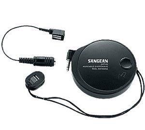 【划算的店】SANGEAN 山進 AM/FM 收音機短波外接天線 (ANT-60 / ANT60)~各廠牌適用