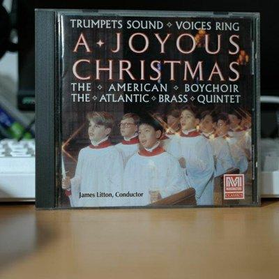 A Joyous Christmas 耶誕歌曲集