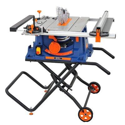 多功能木工推台鋸倒裝電圓鋸切割開大板大功率可接吸塵器MKS