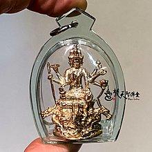 梵天聖佛盦 泰國真品佛牌 - 龍座四面佛 五位高僧聯合開光