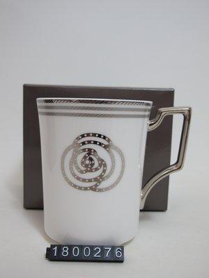 Noritake-白色茶花馬克杯-1800276