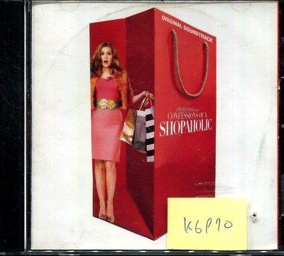 *真音樂* CONFESSIONS OF A SHOPAHOLIC 二手 K6970 (封面底破.CD有缺口不影響讀取)  (大降價.下標賣3)
