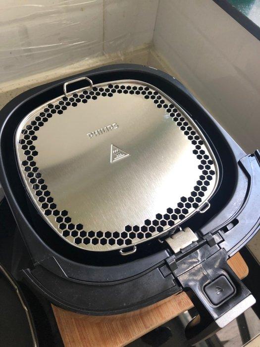 PHILIPS 飛利浦 氣炸鍋專用配件 無煙上蓋 防噴濺上蓋 HD9622 HD9641 HD9642 HD9643