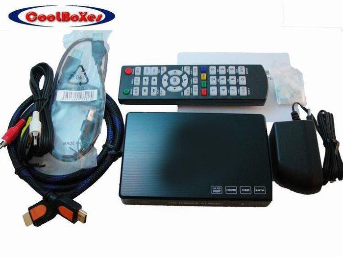 廣告影片開機自動撥放 循環播放  酷盒M4 取代DVD藍光級硬碟播放器 支援 MKV RMVB AVI MP4  HDMI組