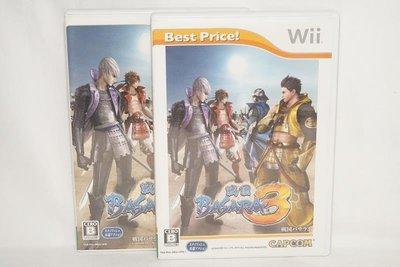 日版 Wii 戰國 BASARA 3