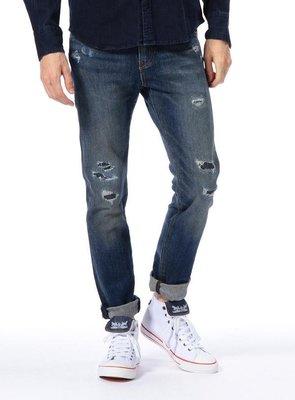 【日貨代購CITY】Levis 510 CLASSIC 牛仔褲 破壞 刷色 13oz 05510-0595 現貨 特價