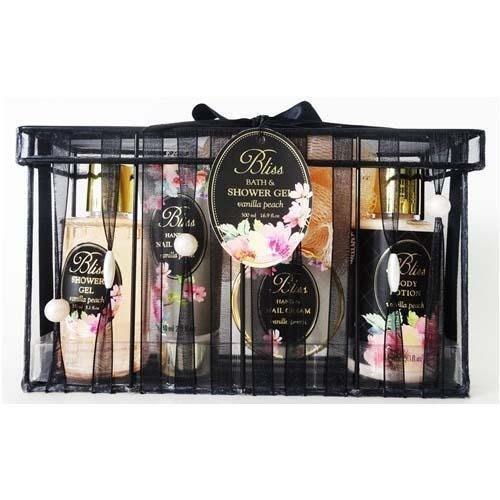 日本 Amuleto 東方耀眼玫瑰 沐浴保養禮盒
