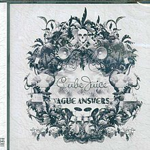 K - Cube Juice - Vague Answers - 日版 - NEW