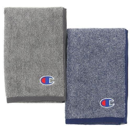 日本 Champion 素色運動毛巾