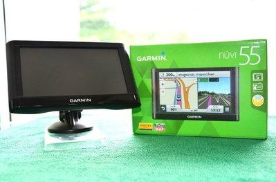 GPS衛星導航出租 garmin nuvi 55 美國機 每天50元 真正五吋大螢幕