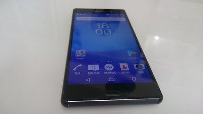 (免運)SONY XPERIA Z3 4G LTE保正原廠,非港版,中古二手手機,黑灰色,少刮,已ROOT機
