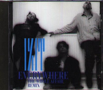 八八 - Izit - Everwhere The Whole Affair Remix - 日版 CD