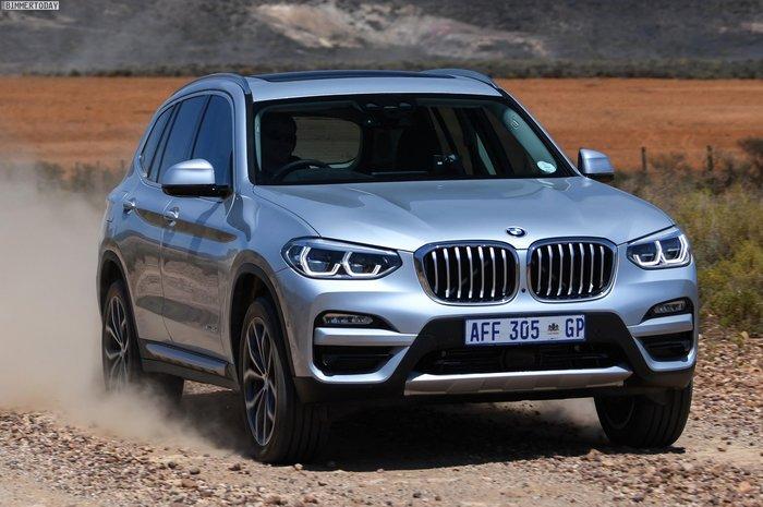【樂駒】BMW G01 X3 X-Line 珠光銀水箱罩 飾板 原廠 改裝 外觀 空力 套件 精品