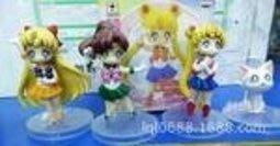 【紫色風鈴3】動漫4款美少女戰士 美少女 戰士 20週年