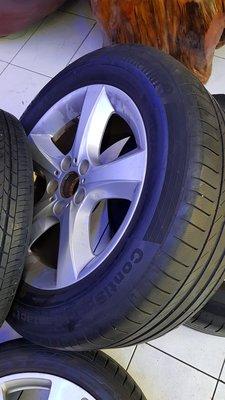 保證正品 BMW  鋁圈 X5 一顆只要3800元  (現貨四顆)安裝服務費另計  18吋BMW 正廠鋁圈