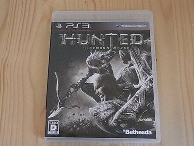 【小蕙館】PS3~ Hunted The Demons Forge 獵殺 惡魔熔爐 (純日版)