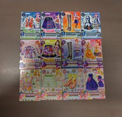 偶像學園 聖誕禮盒 A6 星宮莓 冰上堇 百合華 黑澤凜 連身裙洋裝組**精美禮物盒包裝** 絕版卡片