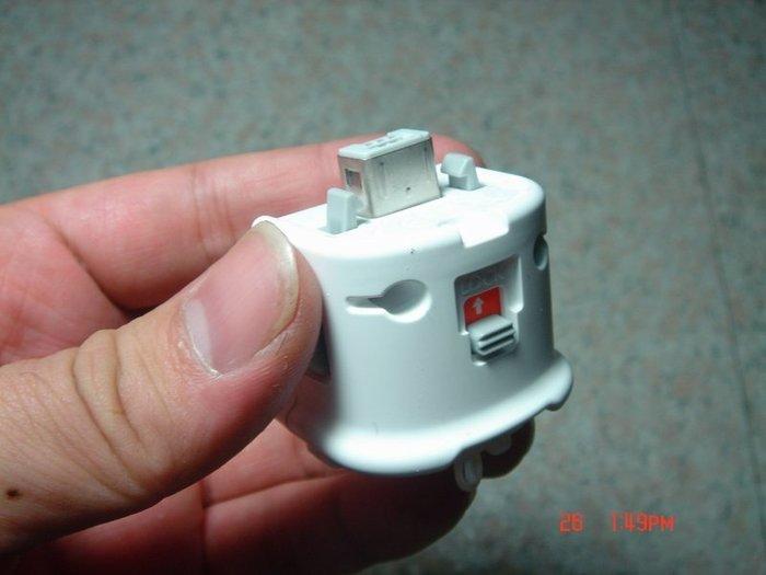 WII動感強化器 附果凍套 Motion Plus M+ 全新散裝 WIIU可用 直購價300元 桃園《蝦米小鋪》