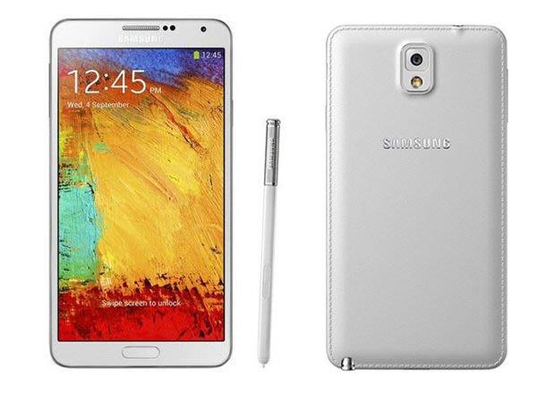 蝦靡龍美【SS1】三星N9006 Note3 5.7吋 雙卡雙待 1300萬像素 高通四核 空機 GALAXY S5