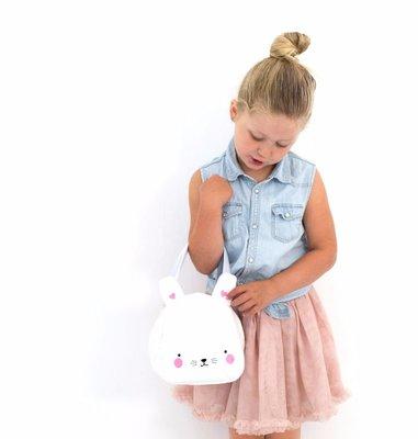 【現貨】QB 選物|荷蘭|a Little Lovely Company ❤ 可愛兔小提包
