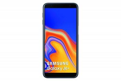 全新 SAMSUNG Galaxy J6+ 4+3雙卡雙待 6吋 支援指紋辨識與臉部解鎖 智慧型手機