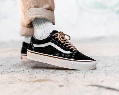 VANS Old Skool 36 DX 燈芯絨 麂皮  黑白 白線 復古 休閒 滑板 男女鞋 VN0A38G2UPG