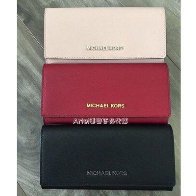 「現貨」Michael Kors MK 防刮長夾 信封 長夾 專櫃款