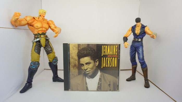 【售CD】傑曼傑克森-你說