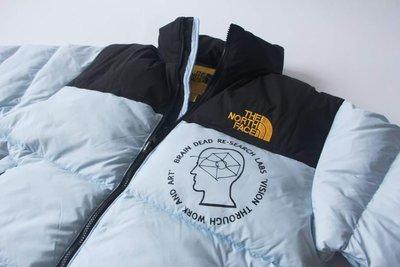 Brain Dead x The North Face Nuptse Jacket 羽絨服