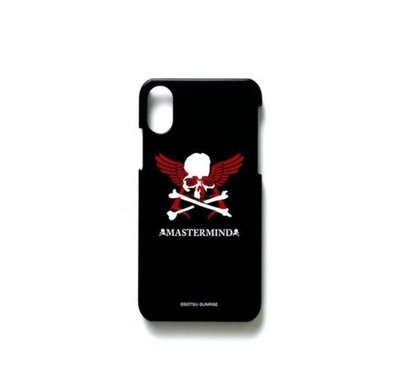 ☆AirRoom☆【現貨】2018SS STRICT-G mastermind JAPAN iPhone X 手機殼