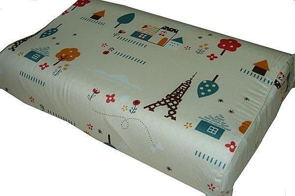 【芃云生活館】~ 天然兒童造型乳膠枕(小)~布套可拆洗~有加大款可選擇