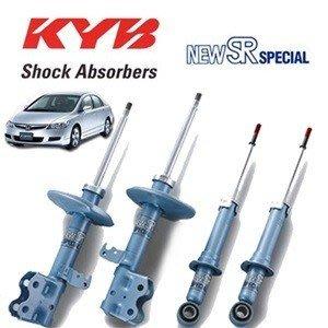 【童夢國際】日本 KYB NEW SR 藍筒避震器 HONDA SUPER CRV 4 專用可搭配TS短彈簧 CRV4