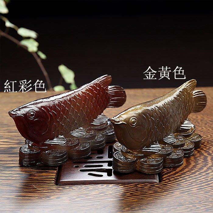 5Cgo【茗道】含稅會員有優惠 528175882987 茶寵擺件變色金龍魚精品茶壺茶杯泡茶功夫茶茶盤樹脂招財茶玩擺件