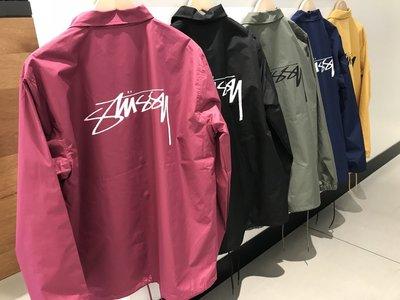 ☆ETW☆【一中店】 STUSSY CRUIZE COACH JACKET 風衣 教練外套 夾克