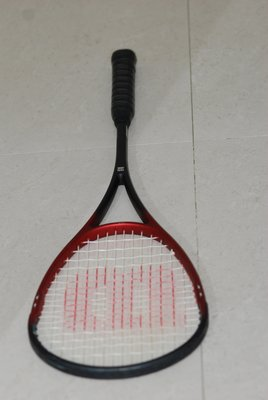Wilson Pro Staff Graphite Squash Racquet 碳 纖 維 壁球 迴力球 拍 160g