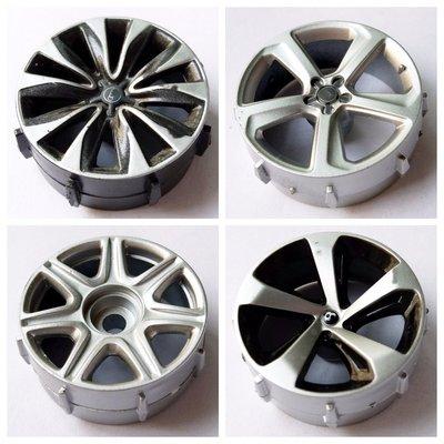 1:18汽車模型輪轂新品奧迪A8LR8G新T改裝維修場景擺件輪圈勞斯萊斯賓利SD-009 新北市