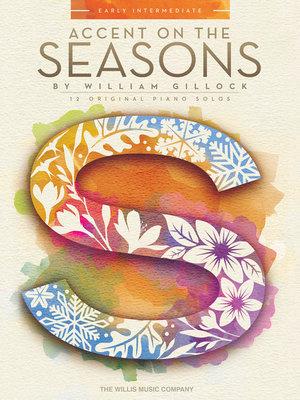 【599免運費】Accent on the Seasons 季節重音 / HL00118900