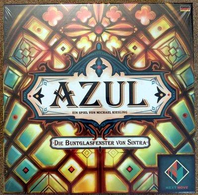 【點子兔】桌遊 Azul : Stained Glass of Sintra 花磚物語:辛特拉的彩色玻璃 德文版