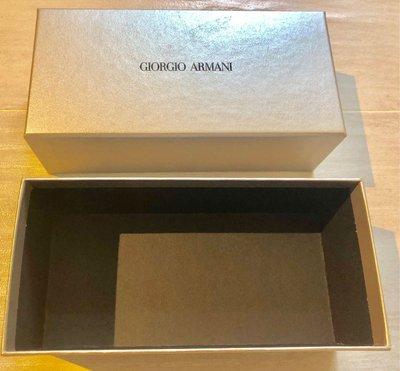 "100%真品100%新《Giorgio Armani》原装 眼鏡 纸盒 wallet paper box 7x3.5x2.5"""