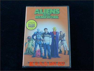 [DVD] - 外星人吃了我的作業 ( 外星人吃了我的家課 ) Aliens Ate My Homework