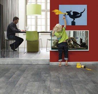 【LondonEYE】比利時原裝BERRY FLOOR 超耐磨木地板 GRANDIOSO豪門系列 山形紋 精品旅店/豪宅