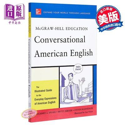 麥格勞·希爾:美式英語會話 英文原版 McGraw-Hill's Conversational American Eng
